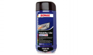 SONAX POLISH& WAX AZUL 500ML